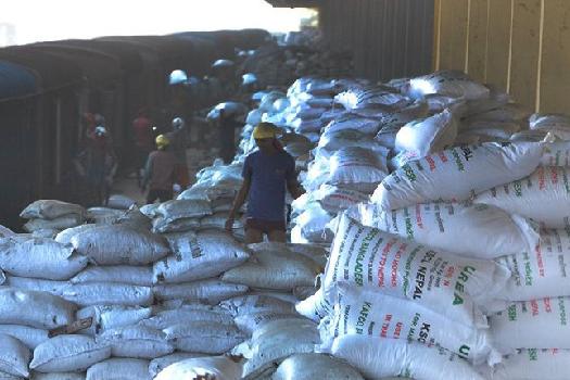 बंगलादेशबाट ४५ हजार मेट्रिक टन युरिया मल आईपुग्यो, अभाव नहुने
