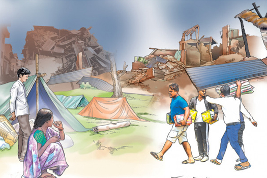 भूकम्पका आर्थिक डोब