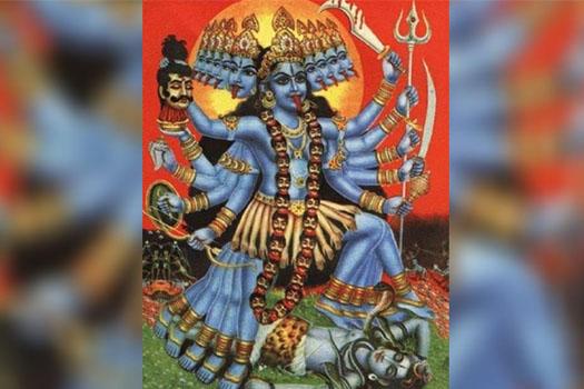 दसैँको आठौँ दिन : दुर्गालाई शक्तिशाली बनाउने महाष्टमी