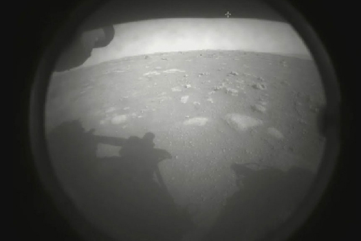 नासाको अन्तरिक्ष यान मंगल ग्रहमा सफल अवतरण
