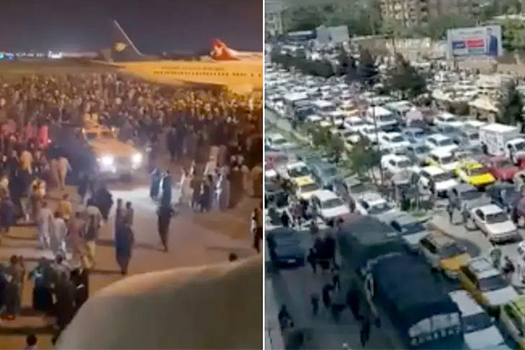 काबुलको विमानस्थलमा कोलाहल, ६ हजार सुरक्षाकर्मी परिचालन