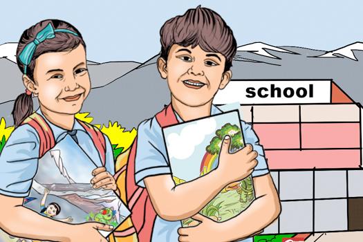 काठमाडौं प्रशासनको आदेश : विद्यालयले भौतिक उपस्थितिमा पठनपाठन गर्न नपाउने