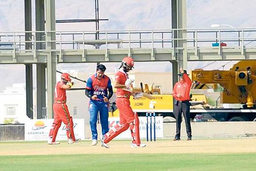 आईसीसी विश्वकप क्रिकेट लिग–२ : नेपालको प्रभावशाली जित