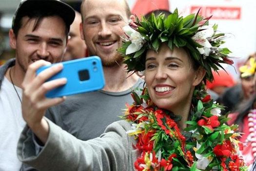 न्यूजिल्याण्ड चुनावमा प्रधानमन्त्री जसिन्डा आर्डन भारी मतले विजयी