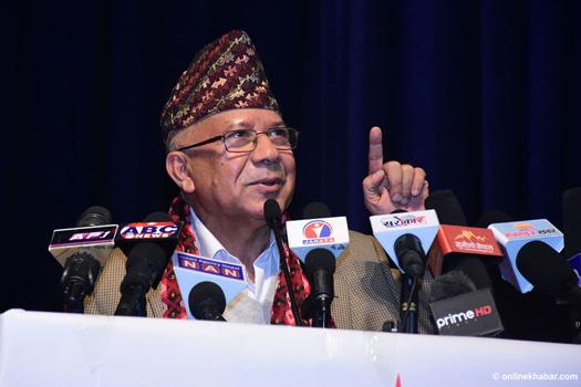 मानिसहरु बालुवाटारतिर जानै डराउँछन्, केन्द्रीय सदस्य बनाइदिहाल्छन् : माधव नेपाल