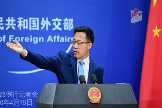अमेरिकी कदमविरुद्ध चीनद्वारा ११ अमेरिकीमाथि प्रतिबन्ध