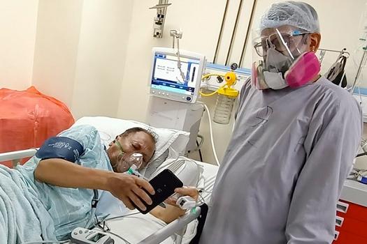 गायक दीप श्रेष्ठलाई कोरोना संक्रमण, ह्याम्स अस्पताल भर्ना