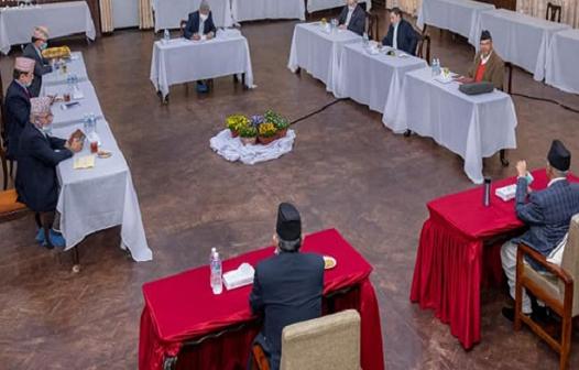 नेकपामा तीन दिने 'कुलिङ पिरियड' : जुट्ला त सहमति ?