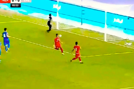 विश्वकप छनोटमा नेपाल विजयी