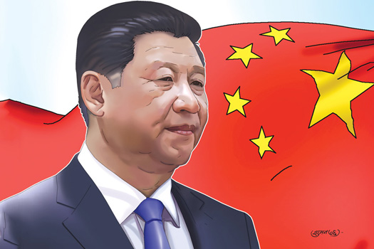 विपन्न देशहरुलाई सबैभन्दा धेरै कोरोनाको खोप वितरण गर्दै चीन