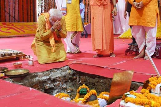भारतको अयोध्यामा राम मन्दिर शिलान्यास: जनकपुरमा दिपावली, पाकिस्तानमा विरोध