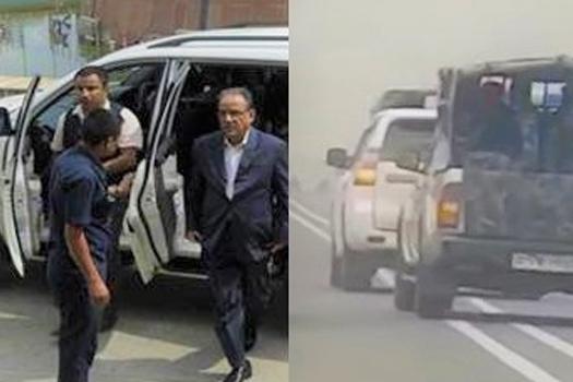 प्रचण्डको सुरक्षामा खटियो पूर्वजनमुक्ति सेनाका कमाण्डरको टोली