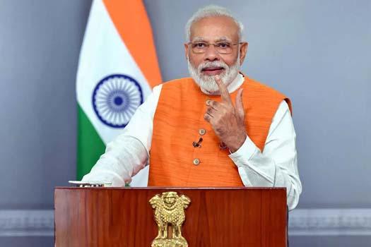 कोरोना भाइरसविरुद्ध भारतमा तीनवटा भ्याक्सिन परीक्षण हुँदैछ : मोदी