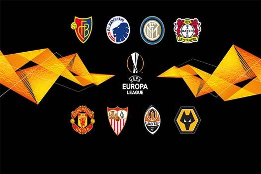 युरोपा लिगमा दुई क्वाटरफाइनल खेल आज राति